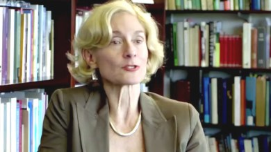 Photo of Philosopher Martha Nussbaum On Liberal Arts Education