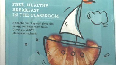 """Photo of WTF? Croissants Will Not Give NYC Students """"Energy"""""""