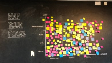 Photo of Mapping Our Fears