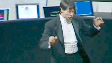 Photo of Mathematician + Magician = Mathemagician. And Your Day Just Got Better.