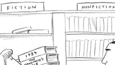 Photo of Moving from Fiction to Non-Fiction