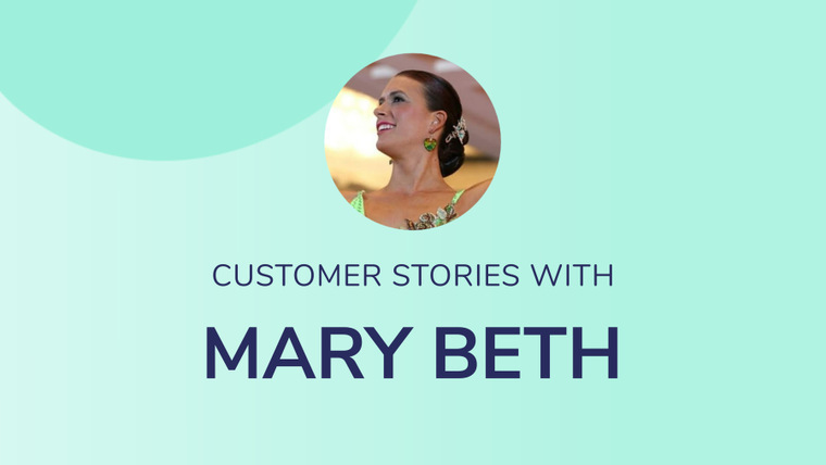 Mary Beth's multi-pronged approach to marketing her dance studio