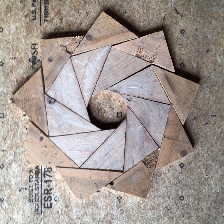 Sacred construction geometry