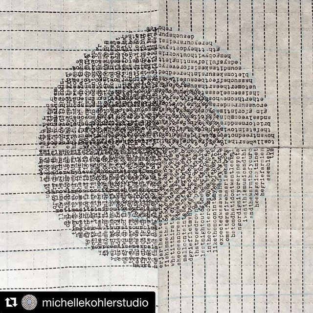 More inspired and conceptual work from @michellekohlerstudio for her upcoming solo exhibition at GPS.  The show opens May 26th at 6:30.