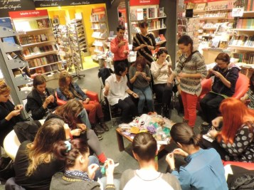 Participare record la atelierul de mini dreamcatchere