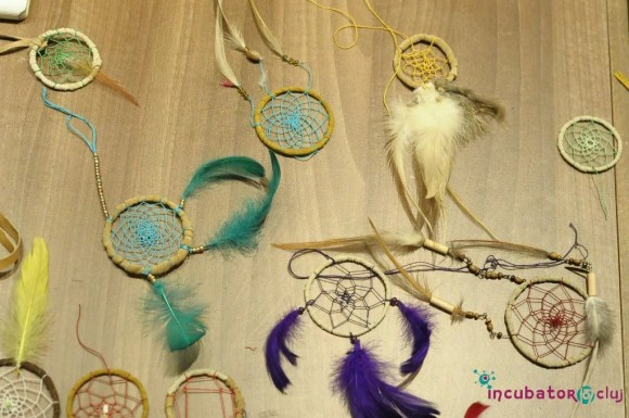 Atelier de Dreamcatchere la Cluj 21