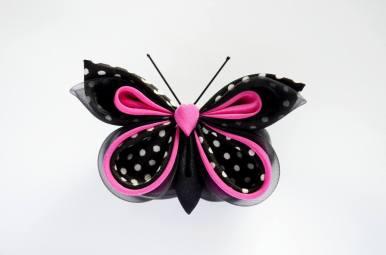 fluture-negru-roz