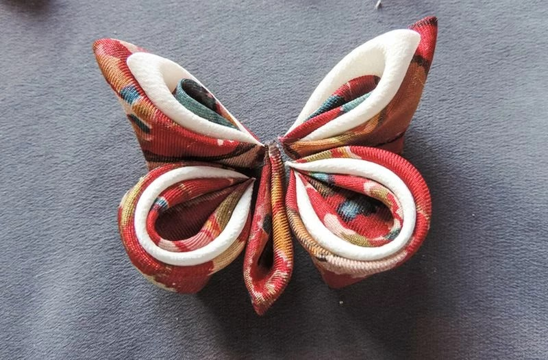 Silk butterfly tutorial 09