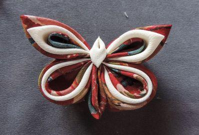 Silk butterfly tutorial 18