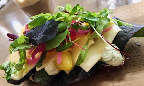 Lunchmacka på Högbo