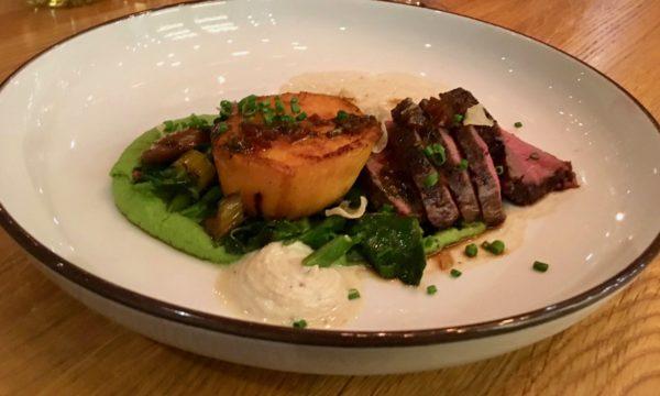 Middag lamm - Högbo Brukshotell