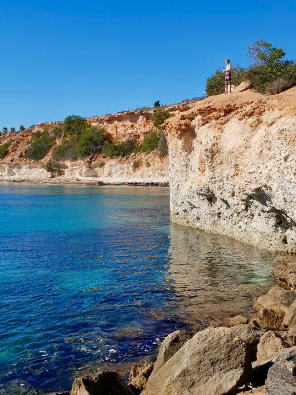 Utsikt över Cabo Roig