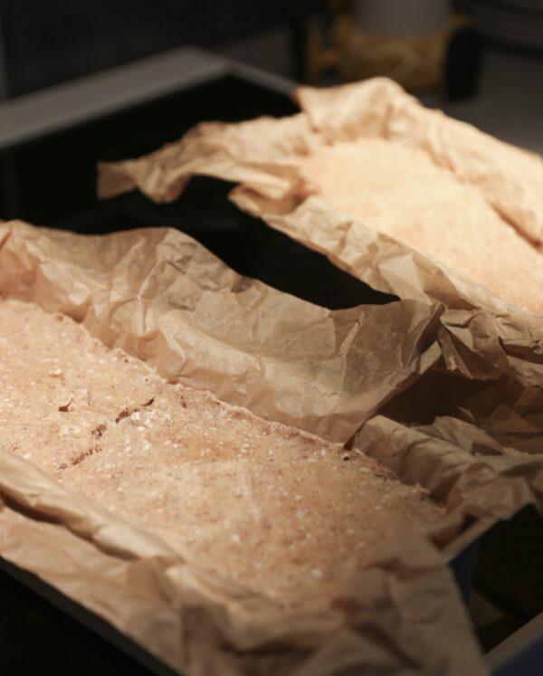 Rostbröd med grahamsmjöl