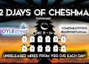 12 DJays of Cheshmas