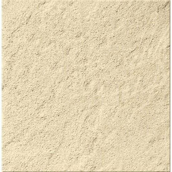 Pavimento martellinato rustico da esterno colore giallo 40x40 cm PAVIMENTI E PIASTRELLE Ottimax