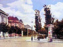 Zgrada današnjeg Muzej Vojvodine