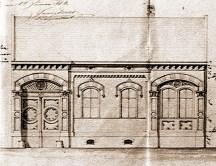 Građanske kuće XIX vek