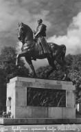 Ljubljana, spomenik Kralju Aleksandru