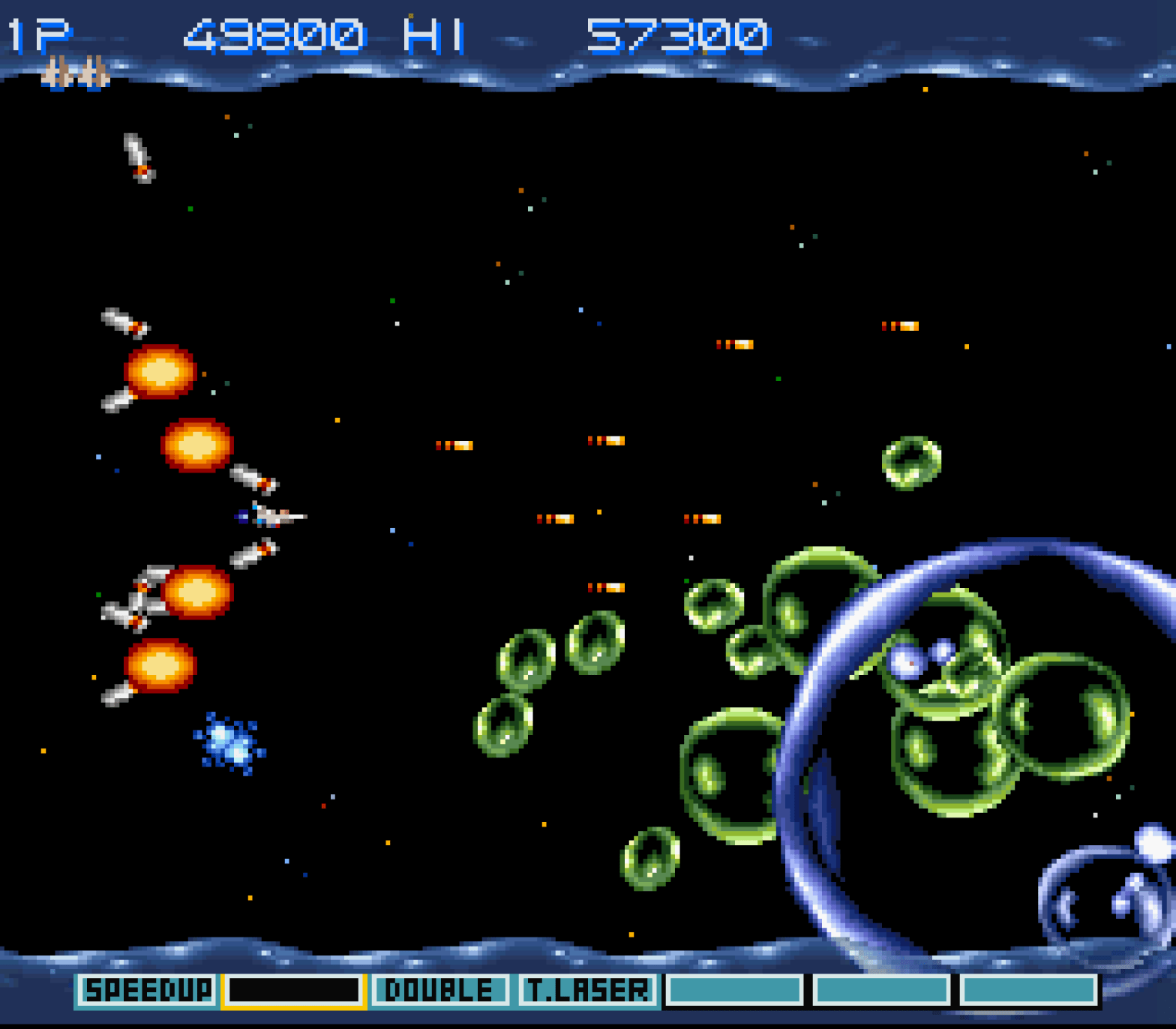 Gradius III with no slowdown