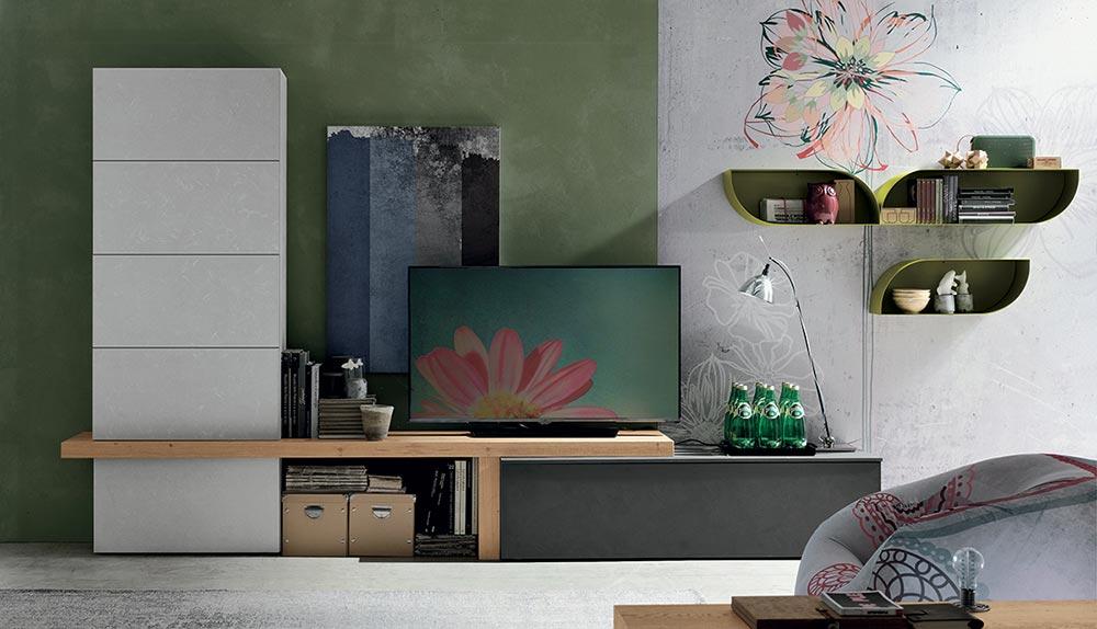 Parete Soggiorno Ikea Prezzi | Mobile Per Lavatrice E ...