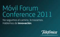 Conferencia programación móviles telefónica
