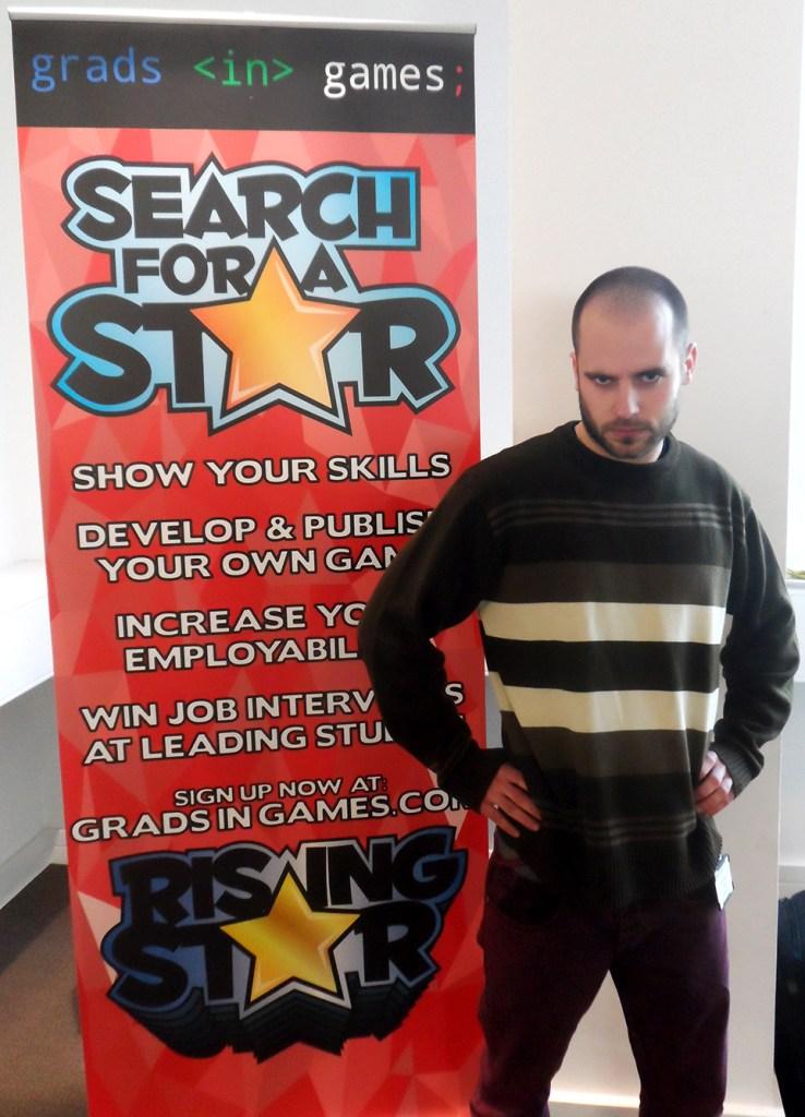 SFAS Winner - Sam Parras