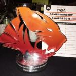 Grads In Games @ The TIGA Awards