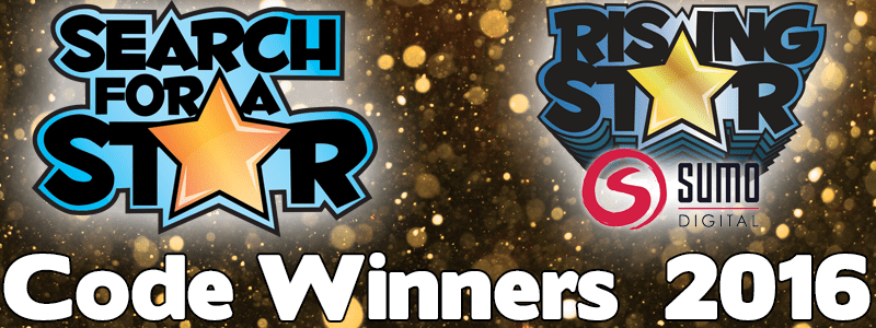 The Winners 2016 : Search For A Star & Rising Star Code