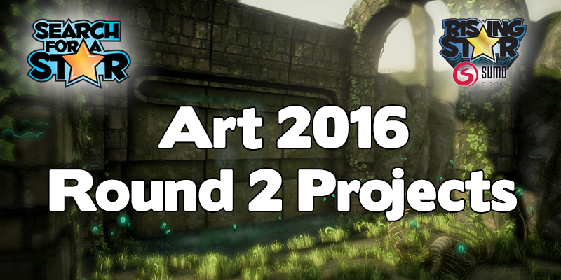 SFAS & RS 2016 Art Projects