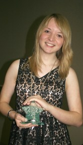 Sumo Digital Rising Star 2016 Code Winner - Rachel Cabot from University of Bath