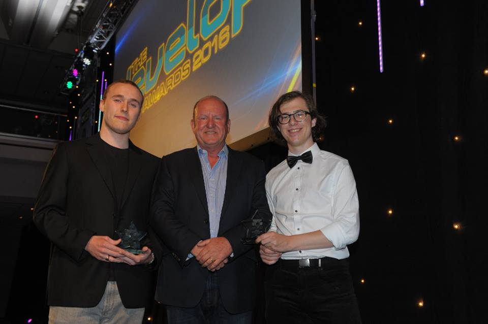 SFAS Winners Receive Awards at Develop 2016