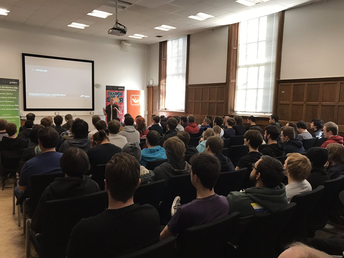 Get In The Game Careers Events