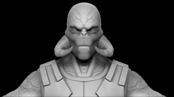 Highpoly Sculpt 3