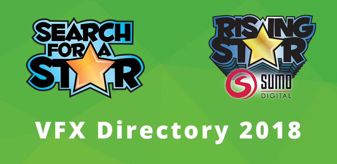 Search For A Star 2018 Games VFX Directory