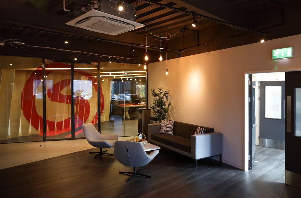 Sumo Office Sheffield