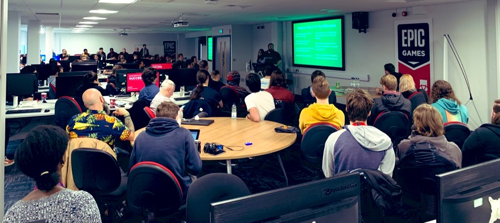 Get In The Game 2019 at Staffordshire University