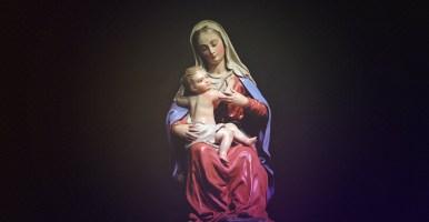 Maryjo, Wspomożenie Wiernych