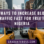 Ways to Increase Blog Traffic Fast