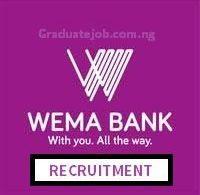 Retail Relationship Management Officers at Wema Bank Plc