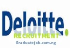 Administrative Officer at Deloitte Nigeria