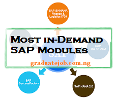 Most in-Demand SAP Modules