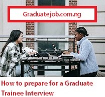 How to prepare for a Graduate Trainee Interview
