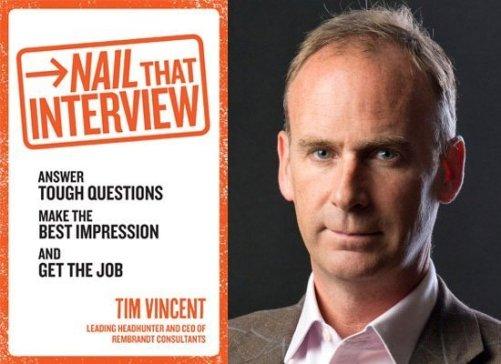 Tim Vincent book