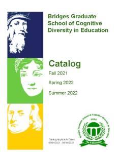 Grad School Catalog