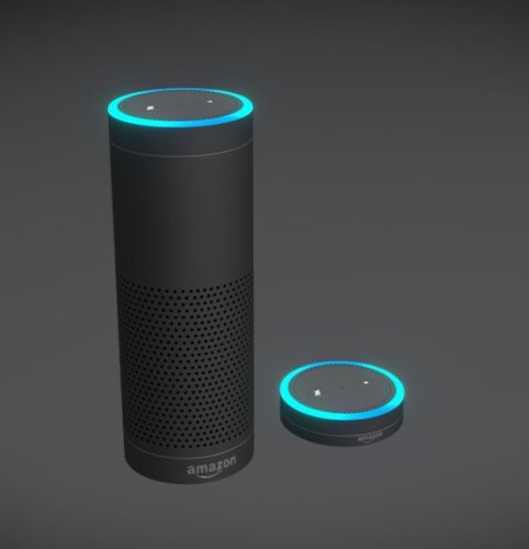 Amazon Alexa Echo Smart Home: Smart Home products that work with Alexa for voice activated control of various elements in the home.