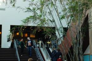 Inside the Japantown Kabuki theater.
