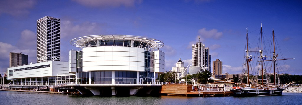Discovery World Header