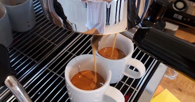 Kaffee als DIY: Willkommen zum Barista-Workshop!