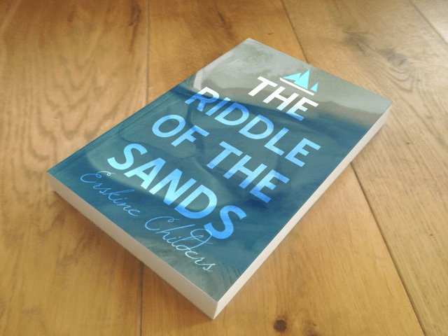The Riddle of the Sands Alternative Book Cover