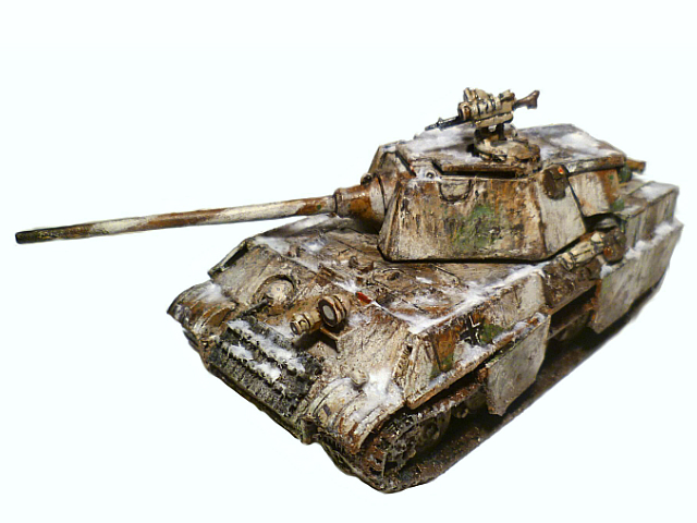 Alternate History Vehicles: Panther II